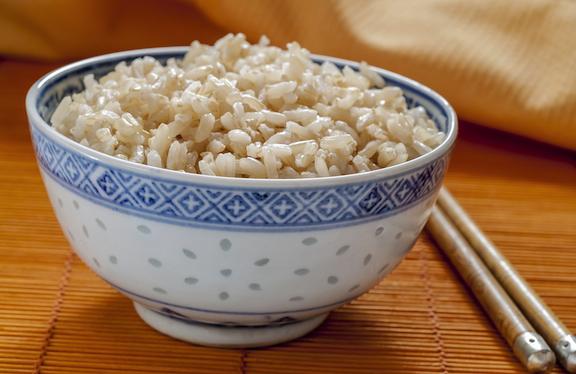 fase 1 de la dieta de arroz