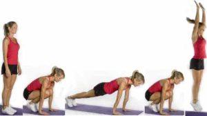 ejercicio pliométrico 5