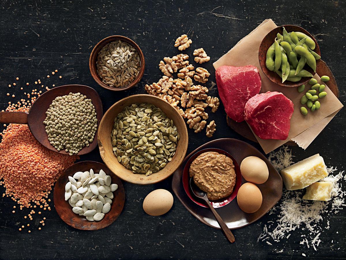 la proteína
